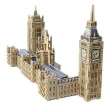 Lesene puzzle 3D Monument Big Ben London Educa 156 delov od 6 leta