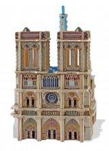 Lesene puzzle 3D Monument Notre Dame Educa 148 delov od 6 leta