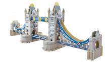 Puzzle fából 3D Monument Tower Bridge Educa 92 db 6 évtől