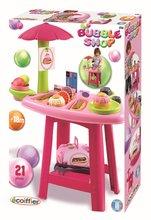 Obchody pro děti - Cukrárna Bubble Cook Écoiffier s váhou a 21 doplňky od 18 měsíců_1
