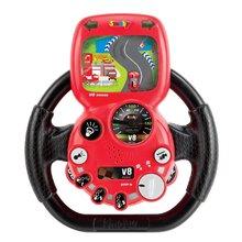Staré položky - City Driver Trenažér autíčko volant elektrický Smoby so zvukom a svetlom_2