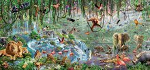 Puzzle Panorama Wildlife Fragment Educa 3000 dílů od 11 let