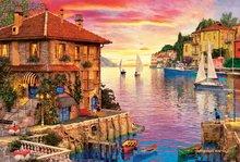 Puzzle Genuine Stredomorský prístav, Dominic Davison Educa 5000 dielov od 11 rokov
