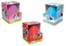 Puzzle v jajčku Disney Princeske, Frozen in Cars EGG Educa 48 delov (cena za 3 kose) od 5 leta