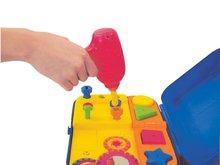 Nářadí a nástroje - Activity pracovní kufřík Kiddieland _1