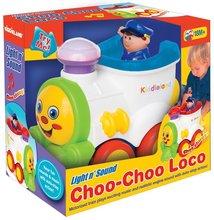 KIDDIELAND 41988 Choo Choo lokomotíva el