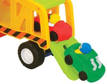 Staré položky - Activity kamión transportér Kiddieland s motorom zvukové od 18 mes_0