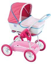 Staré položky - Kočík Baby Nurse Combi pre bábiku 3v1 Smoby ružovo-biely (74 cm rúčka)_0