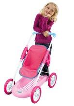 Staré položky - Kočík Baby Nurse Combi pre bábiku 3v1 Smoby ružovo-biely (74 cm rúčka)_1
