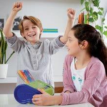 Cudzojazyčné spoločenské hry - Detská spoločenská hra Conector Quiz Educa 1000 otázok o svete španielsky od 4 rokov_1