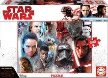 Dětské puzzle Star Wars: Epizoda VIII - Poslední Jedi Educa 300 dílů od 9 let