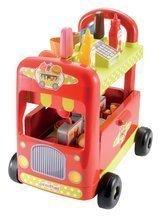 Trgovine za otroke - Sladoledarski voziček 100% Chef Écoiffier s hamburgerji z 29 dodatki od 18 mes_3