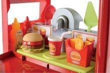Trgovine za otroke - Sladoledarski voziček 100% Chef Écoiffier s hamburgerji z 29 dodatki od 18 mes_5