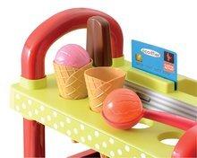 Trgovine za otroke - Sladoledarski voziček 100% Chef Écoiffier s hamburgerji z 29 dodatki od 18 mes_7