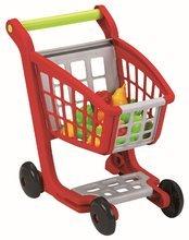 Obchody pre deti - Zeleninový stánok 100% Chef Écoiffier s pokladňou, nákupným vozíkom a 65 doplnkami od 18 mes_2