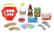 Obchody pre deti - Zeleninový stánok 100% Chef Écoiffier s pokladňou, nákupným vozíkom a 65 doplnkami od 18 mes_8