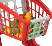 Obchody pre deti - Zeleninový stánok 100% Chef Écoiffier s pokladňou, nákupným vozíkom a 65 doplnkami od 18 mes_10