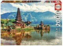 Puzzle Temple Ulun Danu, Bali Indonesia Educa 2000 delov in Fix puzzle od 11 leta