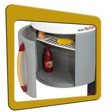 Produse vechi - Bucătărie electronică French Touch Tefal Excellence Smoby bordou-galben cu apă curgătoare_8