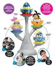 Cudzojazyčné spoločenské hry - Spoločenská hra Tweet Beats Educa po španielsky od 5 rokov_0