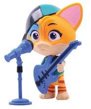 Figúrka mačka Lampo s gitarou44 Cats Smoby 17*19*7 cm