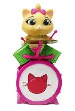 Figúrka mačka Pilou s bubnami 44 Cats Smoby 17*19*7 cm