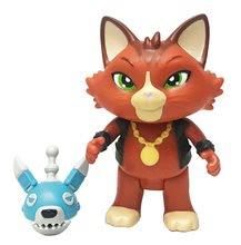 Figúrka mačka Boss s robotickým psom 44 Cats Smoby 17*19*7 cm