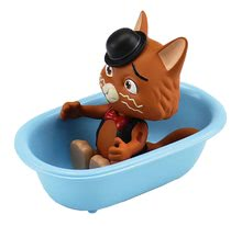 Figúrka mačka Gas vo vani 44 Cats Smoby 17*19*7 cm