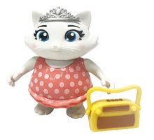 Figúrka mačka Lola s rádiom 44 Cats Smoby 17*19*7 cm