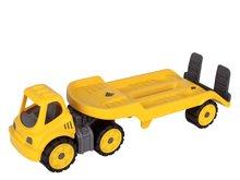 Dětský transportér Power BIG pracovní auto délka 41 cm od 2 let žluté