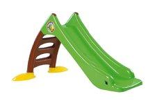 Skluzavka pro děti Dohány délka 95 cm od 24 měsíců zelená