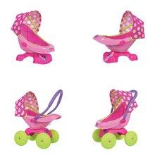 Staré položky - Kočík pre bábiku 4v1 Landau Minnie Smoby od 18 mes_1