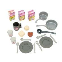 Staré položky - Minnie kuchynka Cheftronic Smoby so svetlom a zvukom s výškou pracovnej dosky 31 cm a s 20 doplnkami_3