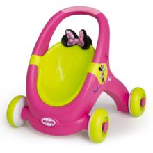 Staré položky - Chodítko a kočiarik pre bábiku 2v1 Minnie Smoby od 12 mes_3