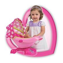 Staré položky - Kočík pre bábiku 4v1 Landau Minnie Smoby od 18 mes_0
