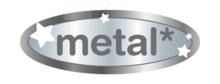 Metal smoby