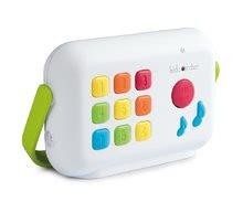 Interaktivne igrače - Avdio snemalnik Kidcorder Smoby snemanje in predvajanje glasu, pesmic in zvokov (brez radia) od 12 mes do 10 leta_1