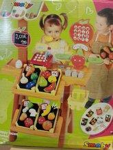 SMOBY 245509 Obchod ovocie a zelenina zv