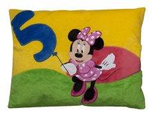 Plyšové postavičky - Vankúš Mickey Mouse vankúš 2v1 - Minnie Ilanit _0