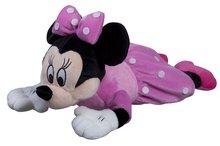 Plyšové postavičky - Vankúš Mickey Mouse vankúš 2v1 - Minnie Ilanit _1