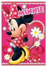Puzzle 500 dielne - Puzzle Disney Rodina Minnie Mouse Educa 500 dielov od 11 rokov_0