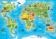 18116 b educa puzzle mapa sveta