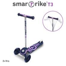 Koloběžka pro děti T3 smarTrike s T-lock systémem od 24 měsíců fialová