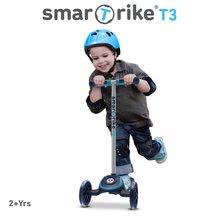 Dětská koloběžka T3 smarTrike s T-lock systémem od 24 měsíců modrá