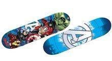 MONDO 18123 skateboard Avengers 80*20 cm, 2-stranná potlač, 9 layers, PVC 50*36 mm, PP