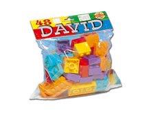 Kocky David Dohány 48 dielov od 24 mes