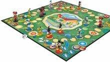 Cudzojazyčné spoločenské hry - Spoločenská hra Parchis Mickey Disney Educa Človeče, nezlob se so 16 figúrkami od 4 rokov španielsky_0