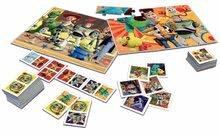 Progresívne detské puzzle - Puzzle, domino a pexeso Toy Story Disney Superpack Educa _0