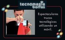 Cudzojazyčné spoločenské hry - Kúzelnícke hry a triky Tecnomagia Grand set Borras Educa španielsky a katalánsky od 5 rokov_1