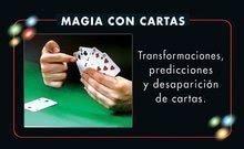 Cudzojazyčné spoločenské hry - Kúzelnícke hry a triky Tecnomagia Grand set Borras Educa španielsky a katalánsky od 5 rokov_4